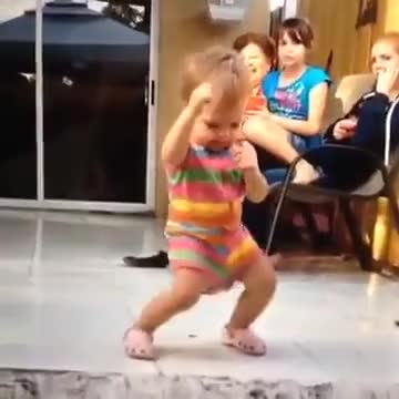 baby, best, clips, cute, dance, dancing, funny, party, short, skill, song, talent, video, vine, Baby Stanky Leg GIFs