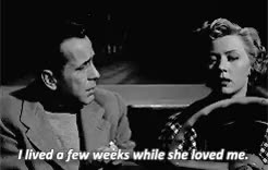 Watch and share In A Lonely Place GIFs and Humphrey Bogart GIFs on Gfycat