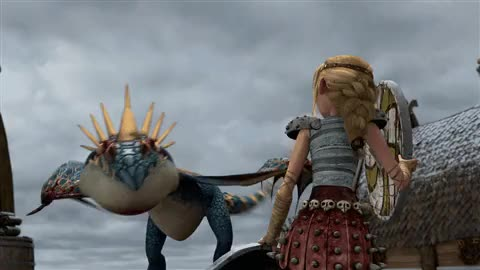 Watch Awesomeness of How to Train Your Dragon GIF on Gfycat. Discover more astrid, gift of the night fury, gotnf, how to train your dragon, httyd, my gifs, stormfly GIFs on Gfycat