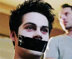 Watch and share Stiles Stilinski GIFs and Tw Spoilers GIFs on Gfycat