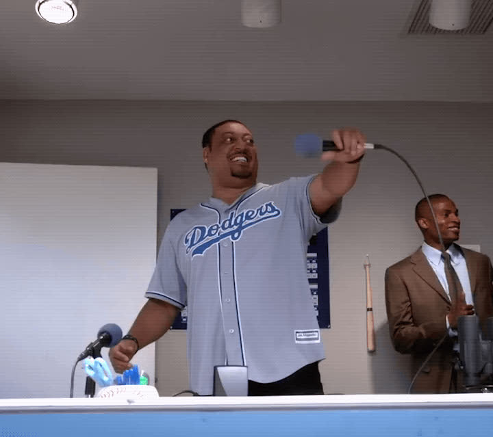 Cedric Yarbrough, abc, i'm out, mic drop, peace, speechless, Mic Drop GIFs