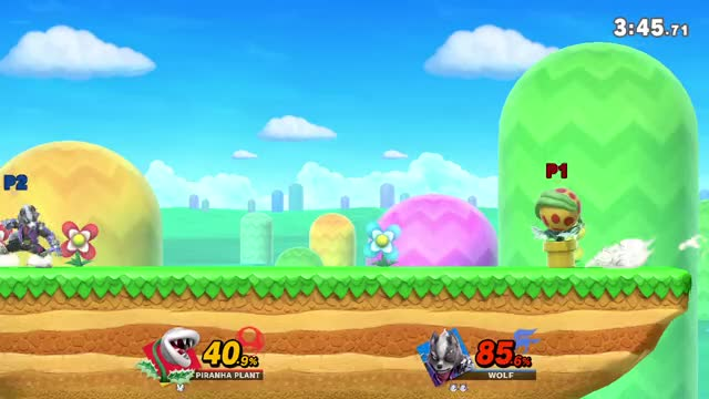 Watch and share Super Smash Bros GIFs and Piranha Plant GIFs by thewhiskaz on Gfycat