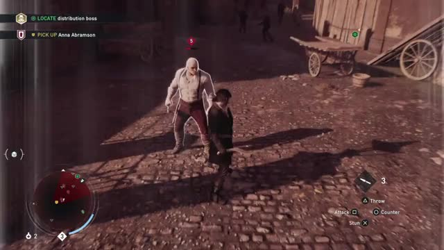 [Assassin's Creed Syndicate] Victorian Era Pocket Grenade