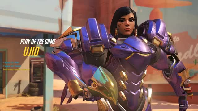 Watch and share Pharah Ownage GIFs by ujiosanada on Gfycat