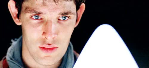 Watch and share Colin Morgan GIFs and Merlinedit GIFs on Gfycat