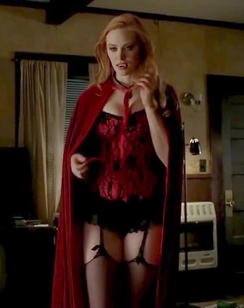deborahannwoll, jessica, trueblood, Deborah Ann Woll as Super Sexy vampyr Jessica GIFs
