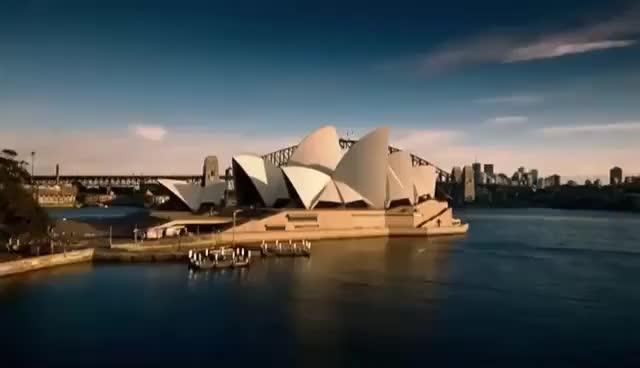 Watch and share Sydney - Sydney Opera House GIFs on Gfycat