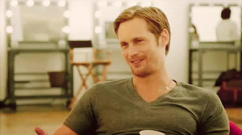 Watch this meh GIF on Gfycat. Discover more Alexander Skarsgård GIFs on Gfycat