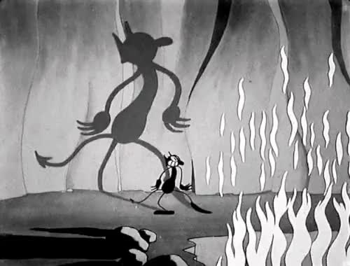 Watch and share Silly Symphonies GIFs and Hells Bells GIFs on Gfycat