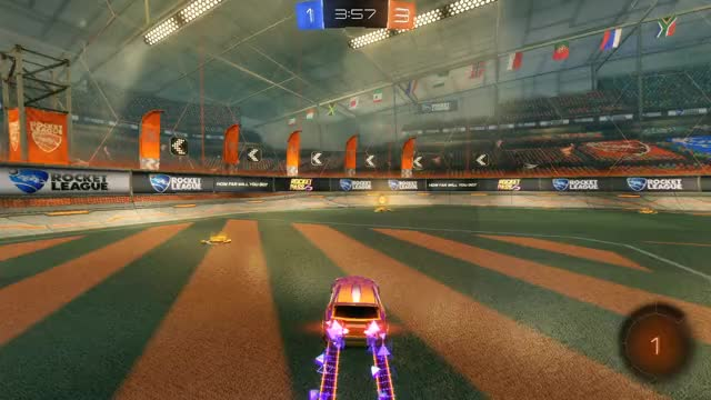 Watch and share Rocket League GIFs and Double Touch GIFs by Seaal on Gfycat