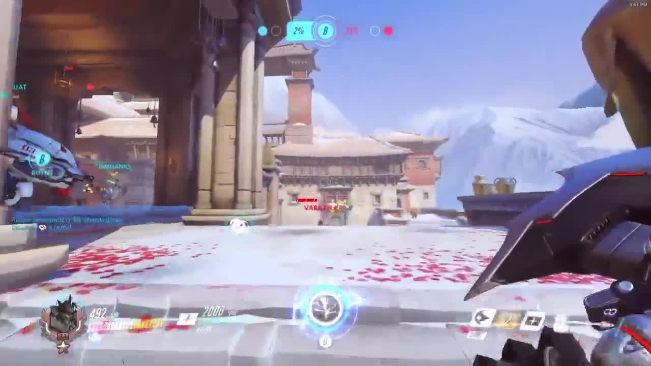 Reinhardt Play of the Game