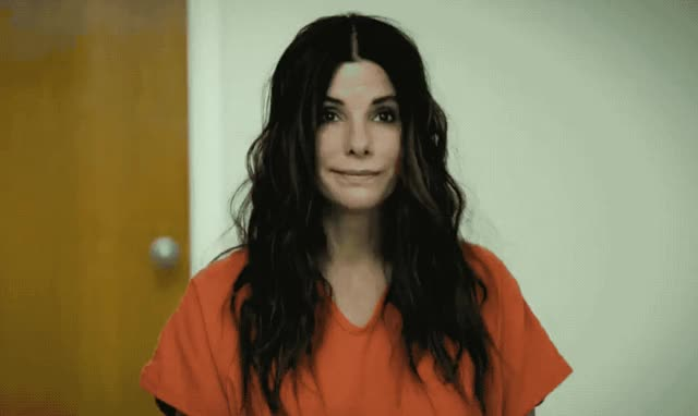 Watch and share Sandra Bullock GIFs and Oceans 8 GIFs by Reactions on Gfycat