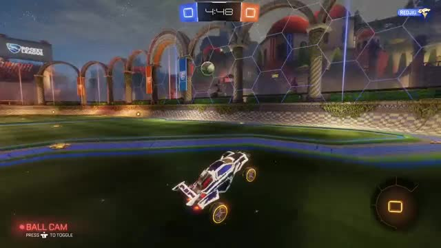 Watch and share Rocket League GIFs and Xbox Dvr GIFs by Gamer DVR on Gfycat