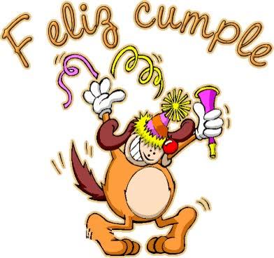 Watch and share Feliz Cumplea Os animated stickers on Gfycat