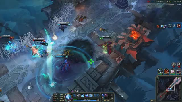 Watch Anivia Karthus GIF by @kaninstek on Gfycat. Discover more related GIFs on Gfycat