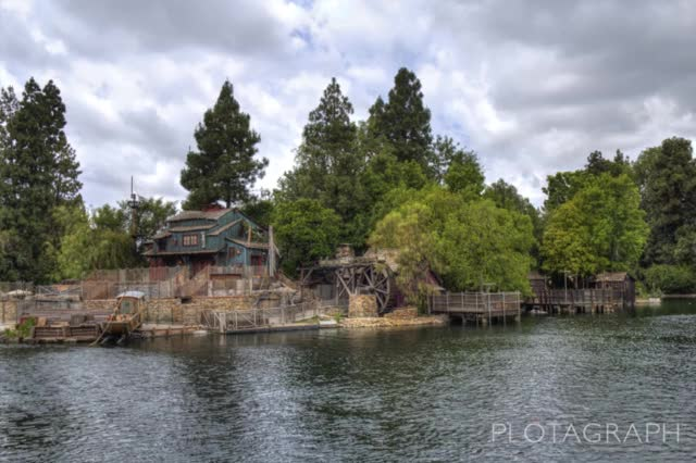Watch and share Tom Sawyer Island GIFs and Disneyland GIFs by papakaster on Gfycat