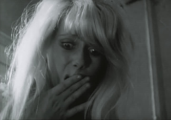 Catherine Deneuve, black and white, crazy, repulsion, roman polanski, Repulsion GIFs
