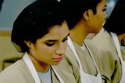 Watch exhale desire GIF on Gfycat. Discover more aria gifs, diane guerrero, fave character tag, maritza, maritza ramos, ointb, ointb gifs, orange is the new black GIFs on Gfycat