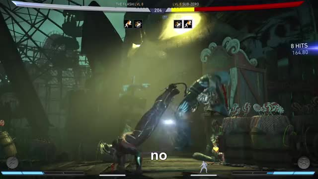 Watch and share Injustice2 GIFs and Remix1up GIFs by Gamer DVR on Gfycat
