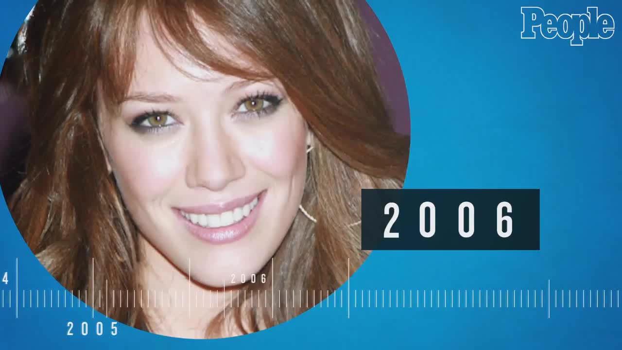 hilary duff, Hilary Duff 2006-2009 GIFs