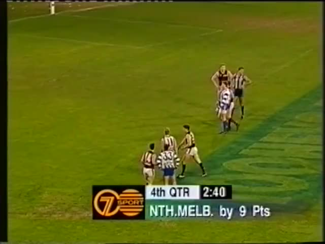 Watch and share Matthew Armstrong GIFs and North Melbourne GIFs on Gfycat