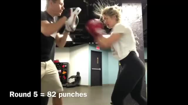 Watch Emily Bett Rickards Workout GIF on Gfycat. Discover more 2017, 2018, arrow, echo kellum, emily bett, rick, rickards, stephen amell, training, workout GIFs on Gfycat