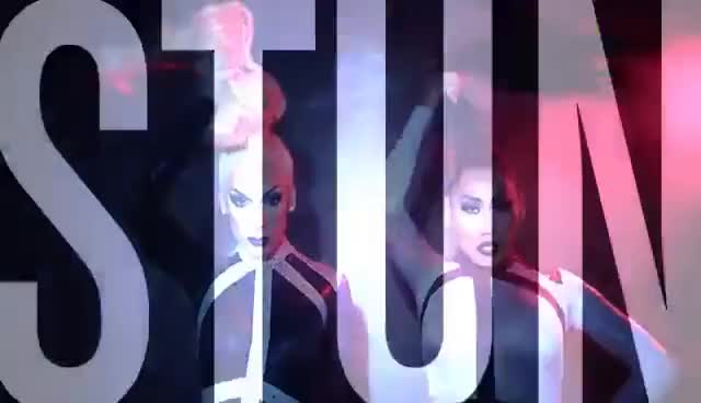 Watch and share Alaska Thunderfuck - STUN [Official] Ft. Gia Gunn GIFs on Gfycat