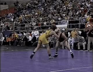 Watch Ben Askren NCAA Wrestling GIF on Gfycat. Discover more related GIFs on Gfycat