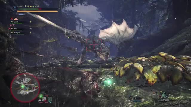 Watch MHW Hammer Synergy GIF by @statyk on Gfycat. Discover more related GIFs on Gfycat