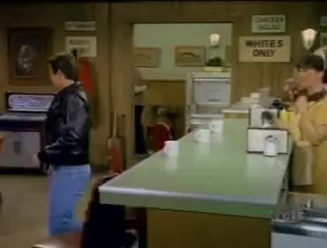 Watch this fonzie GIF on Gfycat. Discover more fonzie, happy days, henry winkler, tong GIFs on Gfycat