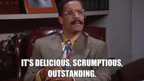 Watch and share Delicious GIFs and Seinfeld GIFs on Gfycat