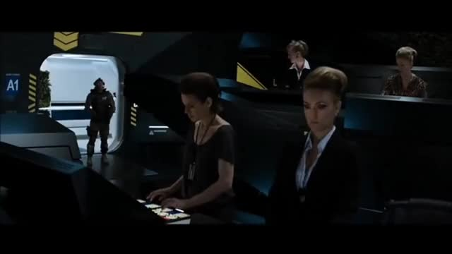 Watch and share Delacourt GIFs and Elysium GIFs on Gfycat