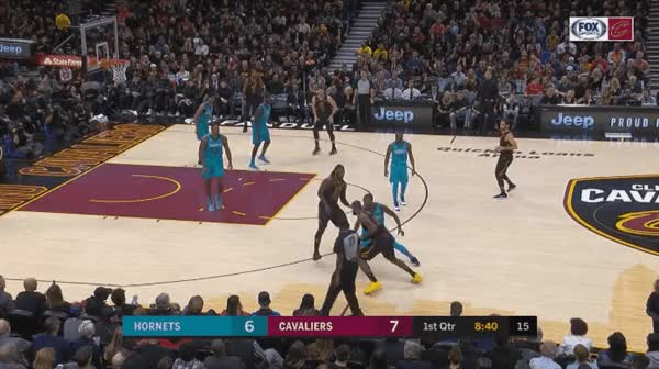 Watch and share LBJ Assist GIFs on Gfycat
