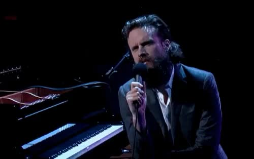 Watch this meh GIF on Gfycat. Discover more david letterman, father john misty, featuring the piano on the piano, full name, gif, josh tillman, joshua tillman, music, sub pop, sub pop records GIFs on Gfycat