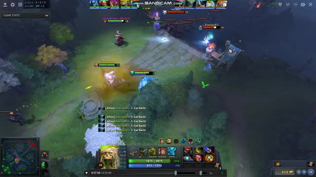 Watch and share Double Hook GIFs by HRV DOTA 2 on Gfycat