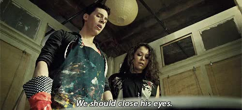 Watch and share Sarah Manning GIFs and Orphan Black GIFs on Gfycat