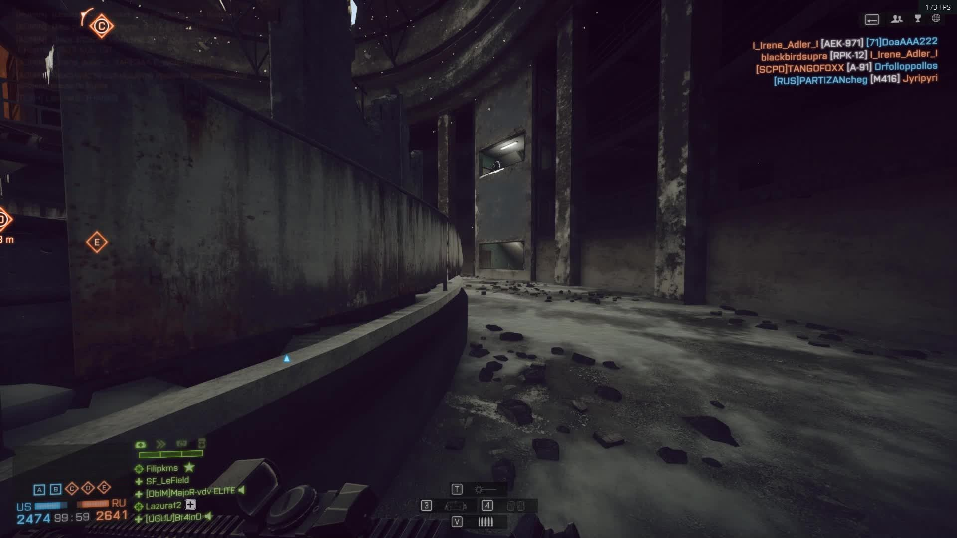 BF4, Battlefield 4, M416, Operation Locker, 5k GIFs