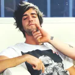 Watch and share All Time Low GIFs and Jack Barakat GIFs on Gfycat