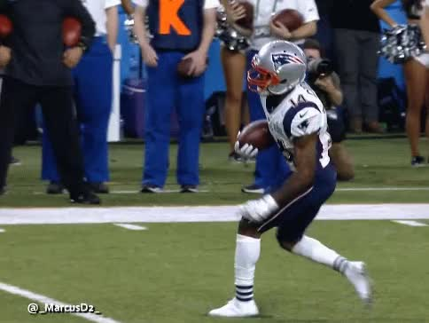 Watch and share Brandin Cooks Hurdle Fail GIFs by MarcusD on Gfycat