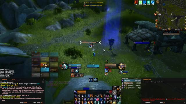 Watch and share World Of Warcraft - Classic 2020.04.16 - 23.27.13.07.DVR GIFs by calip11 on Gfycat