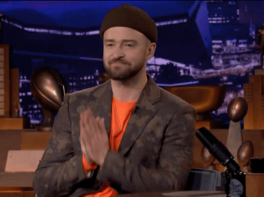 blessed, grateful, gratitude, justin timberlake, thank you, thanks, tonight show, Justin Timberlake Thanks GIFs