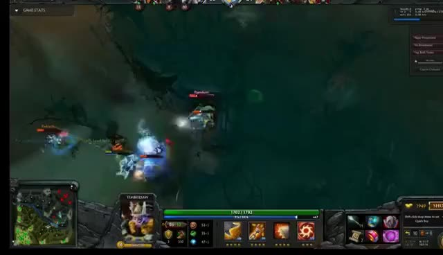 Watch Get wrecked timbersaw GIF on Gfycat. Discover more Dota2, getwrecked, timbersaw GIFs on Gfycat