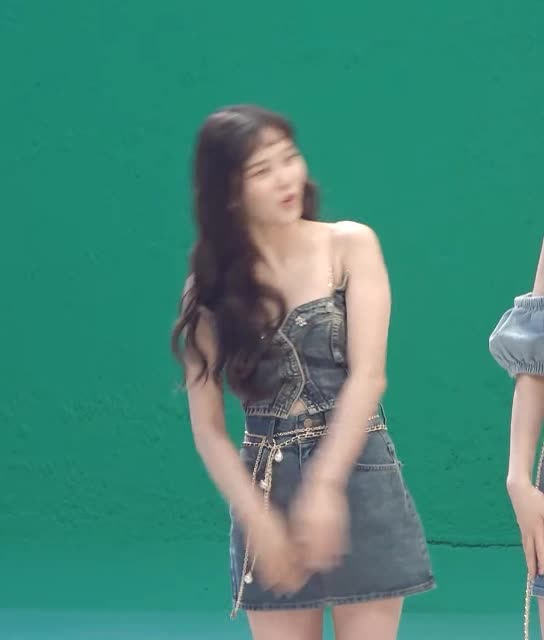 Watch and share 오마이걸 효정1 GIFs by koreaactor on Gfycat