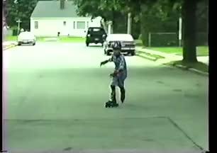 Watch Rollerblading GIF by silenthillbill on Gfycat. Discover more rollerblading GIFs on Gfycat