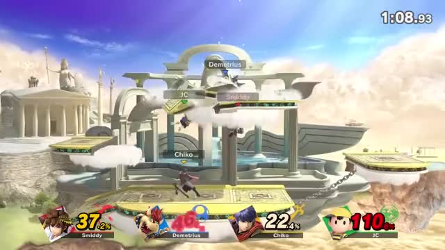 Watch and share Everything Smash GIFs and Project M GIFs on Gfycat