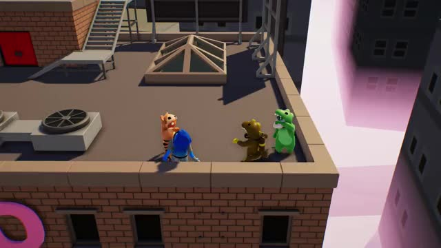 Watch and share Luck Of Wills GIFs and Gangbeasts GIFs by Gamer DVR on Gfycat