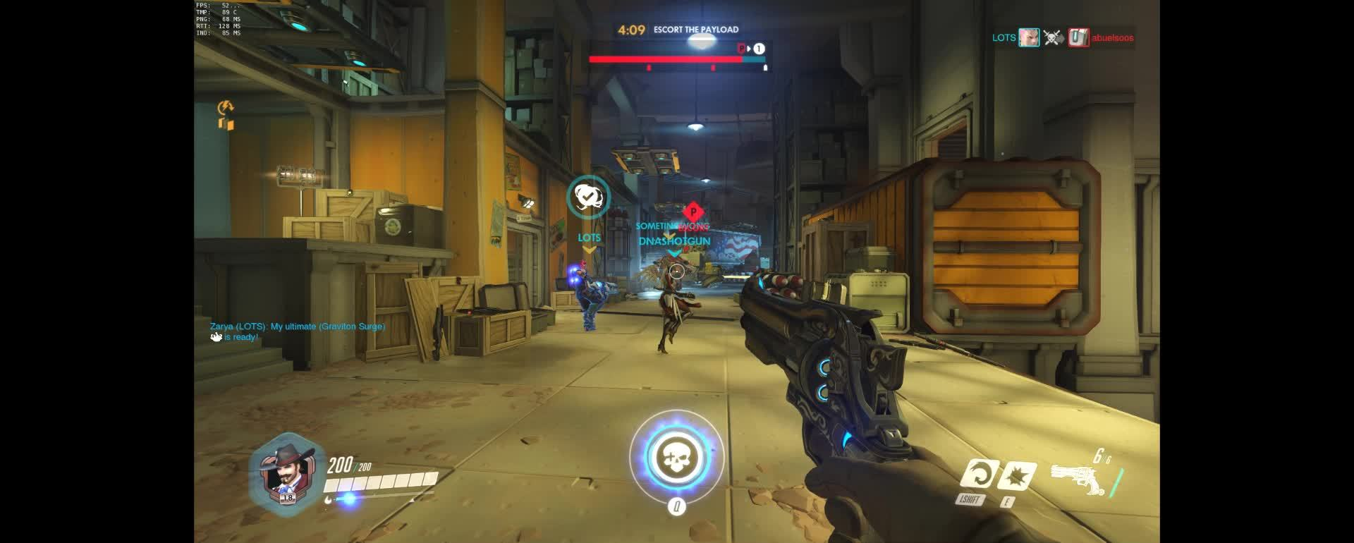 overwatch, satisfying GIFs