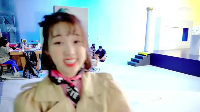 Watch and share Weeekly GIFs and Jiyoon GIFs by stoes11 on Gfycat