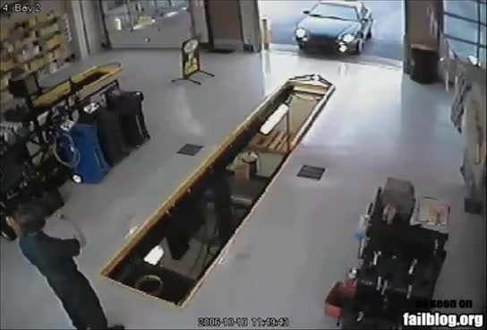 Watch Oil Change FAIL GIF on Gfycat. Discover more Humor, accident, autos, cars, cheezburger, comedy, failblog, vehicle GIFs on Gfycat