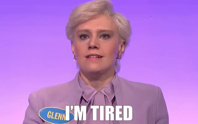 Watch this curated GIF by The GIF Farmer (@giffarmer) on Gfycat. Discover more close, epic, exhausted, family, feud, glenn, hysteric, kate, live, mckinnon, night, nominees, oscar, saturday, scream, snl, sound, tired, yell GIFs on Gfycat